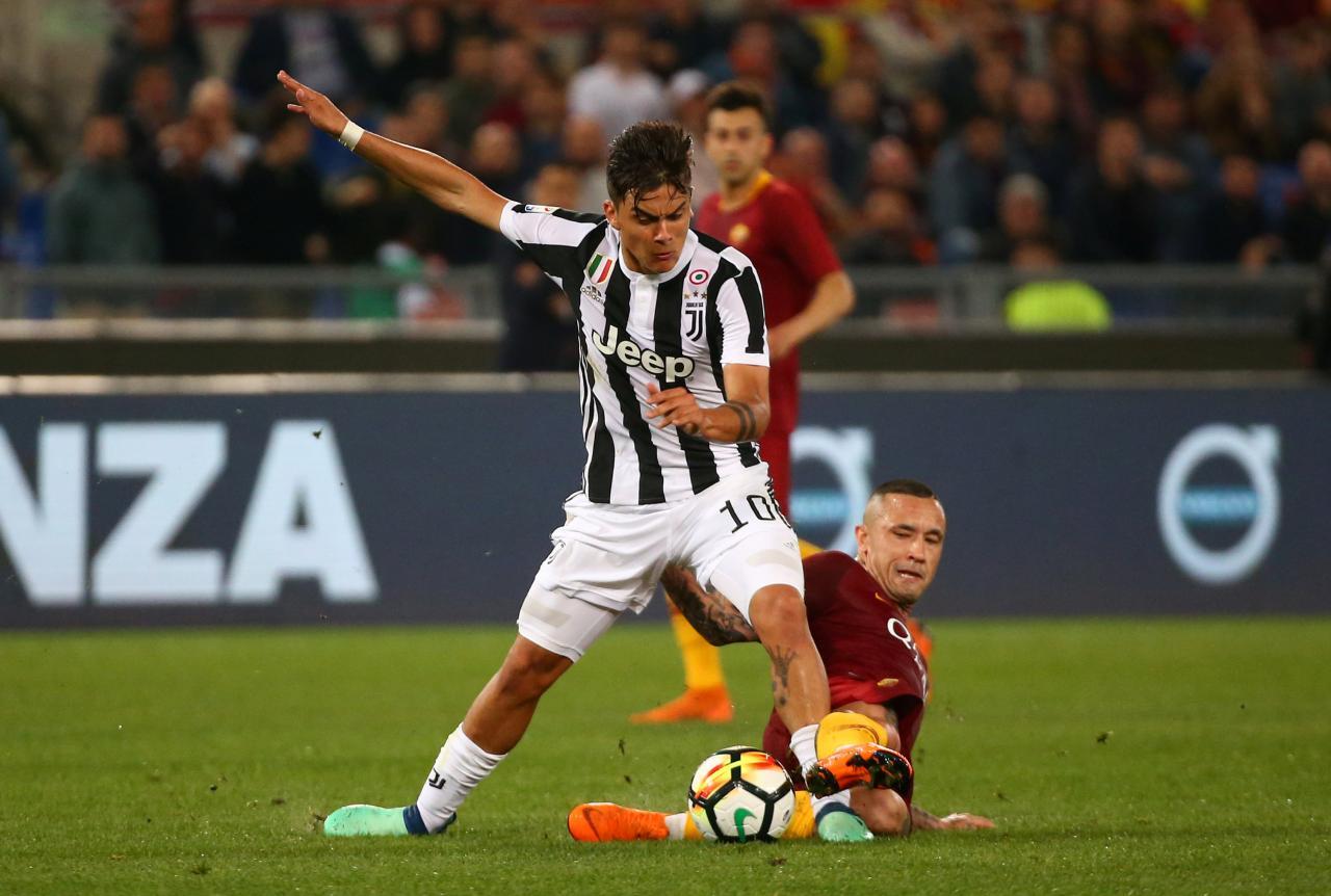 Preview Juventus vs AS Roma : Panas di Akhir Tahun