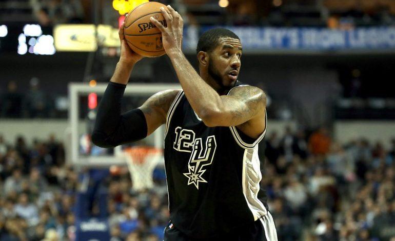 San Antonio Spurs 'Meledak' di Markas Celtics