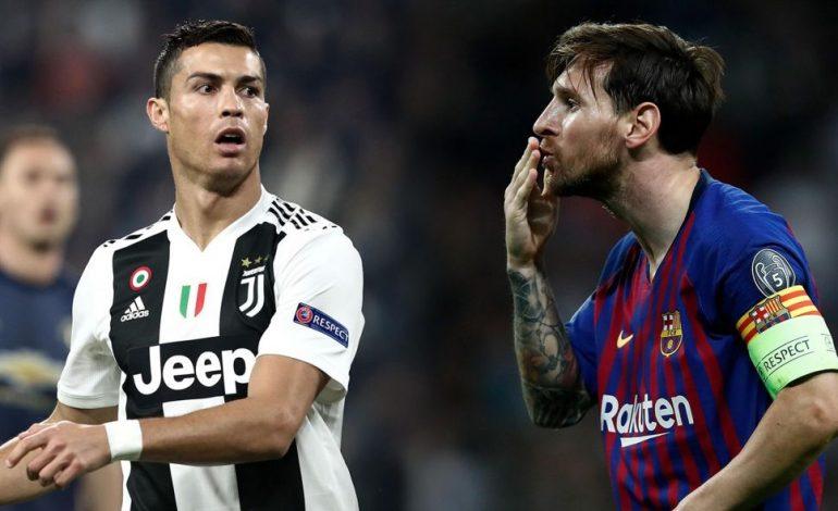 Messi Ancam Ronaldo di Daftar Top Skor Liga Champions Sepanjang Masa