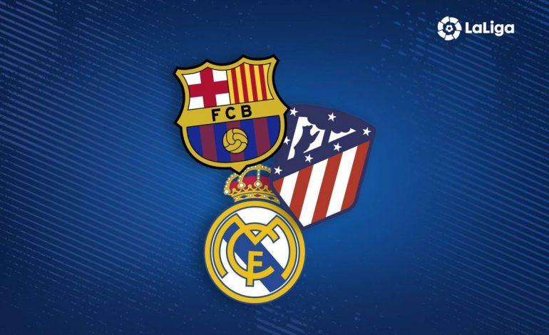 Klasemen Liga Spanyol Pekan Ketiga: Madrid Kelima dan Barcelona Kedelapan
