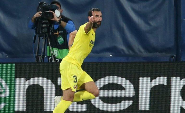 Man of the Match Villarreal vs Arsenal: Raul Albiol